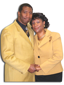 Pastor Lenny and Jane Wells